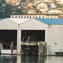1998 Flüelen, Schiffshütte Arnodl & Co. AG