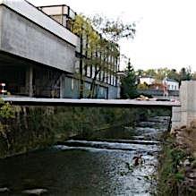 2006 Rüti ZH, Fussgängerbrücke Jona