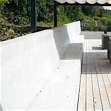2008 Boppelsen, Stützmauer Garten