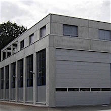 2011 Weiningen, Betriebsgebäude Richi AG
