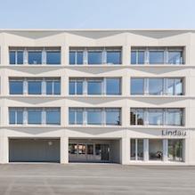 2018 Rothenburg, Neubau Schulhaus Lindau mit 3-fach Sporthalle