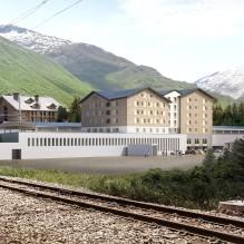 2019 Andermatt, Central, Wohn- und Gewerberaum (fp_V04C)