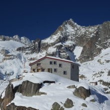 2018 Realp, SAC Albert-Heim-Hütte, ©George Eisler, SAC Sektion Uto, Zürich