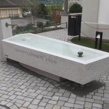 2020 - Sarenen (Wilen), Dorfplatz